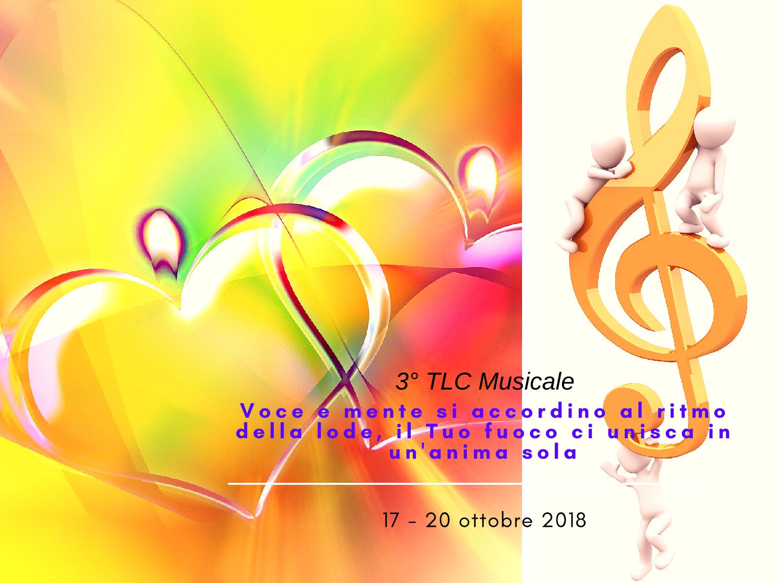 3° TLC Musicale presentazione